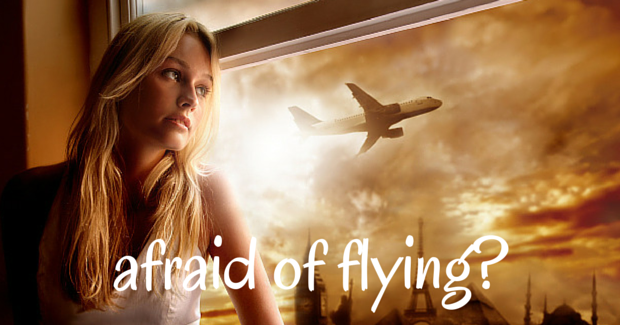 How hypnotherapy can help overcoming fear of flying and travel anxiety?